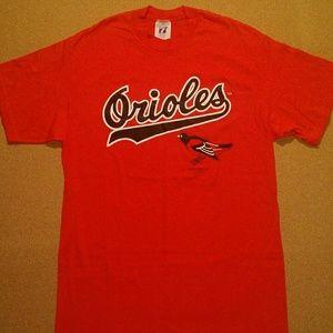 Vintage 1988 Baltimore Orioles T-Shirt - Size: S/M